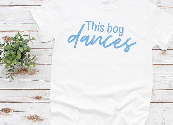 This Boy Dances Tee
