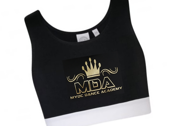 MDA Adults Crop Top