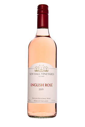 New Hall English Rosé