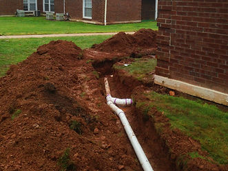 Sewer line instalation in New Jersey