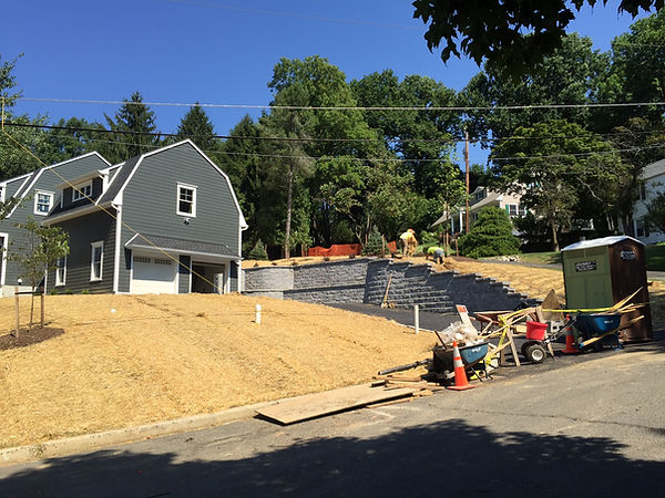 Excavating and Lanscaping in NJ