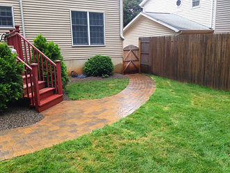 Landscape Construction in New Jersey