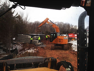 Condtruction Project in New Jersey
