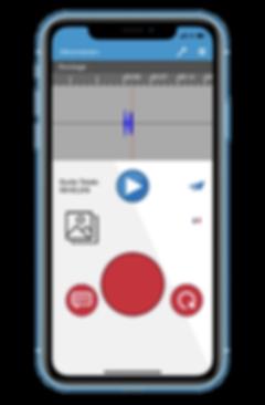 JPL Dictée votre application dictaphone numérique