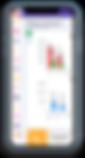 Le logiciel pour cabinet d'avocat sur un téléphone mobile