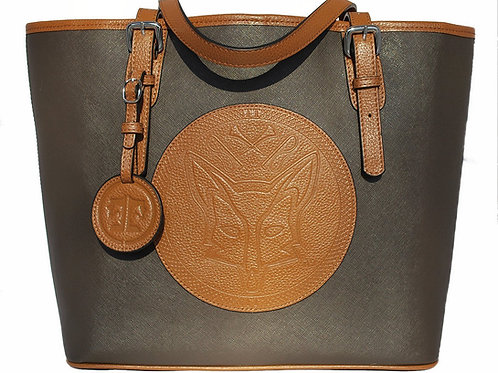 Tucker Tweed James River Carry All: Foxhunting
