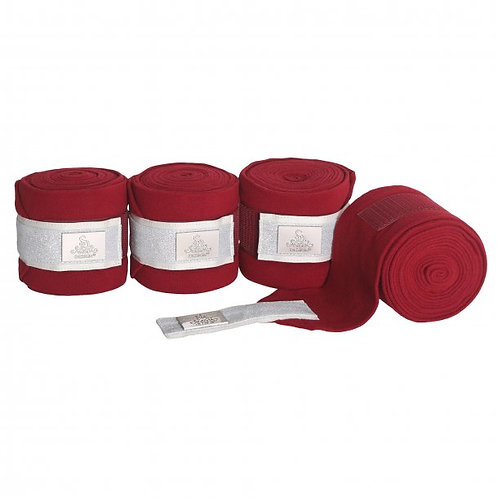 """Cherry Milkshake-SD Design """"Be Tempted""""  Fleece Bandages"""