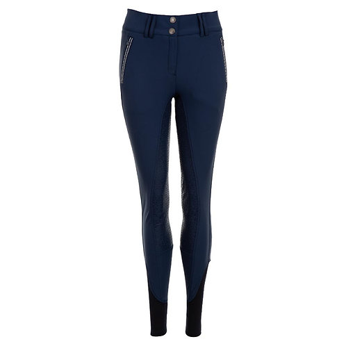 ANKY® Breeches Contrast Ladies Silicone Seat