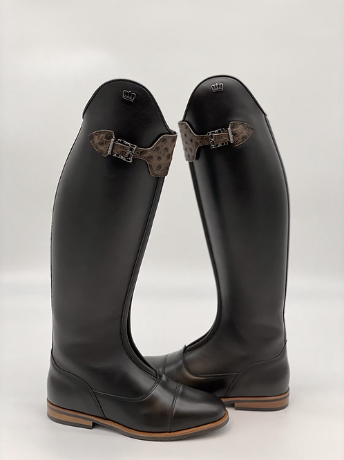 London Boots--nature black, 36.5