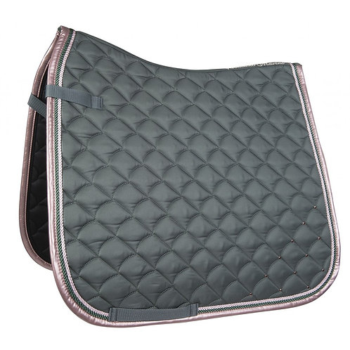 HKM Copper Kiss Saddle Pad-Dressage Full