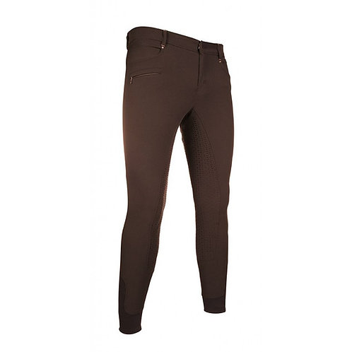 HKM Men's Full Seat Breeches--San Lorenzo