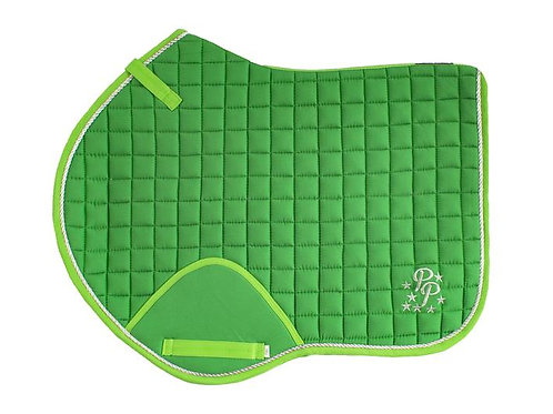 Punk Ponies Lime Green Jump Pad--Pony Size