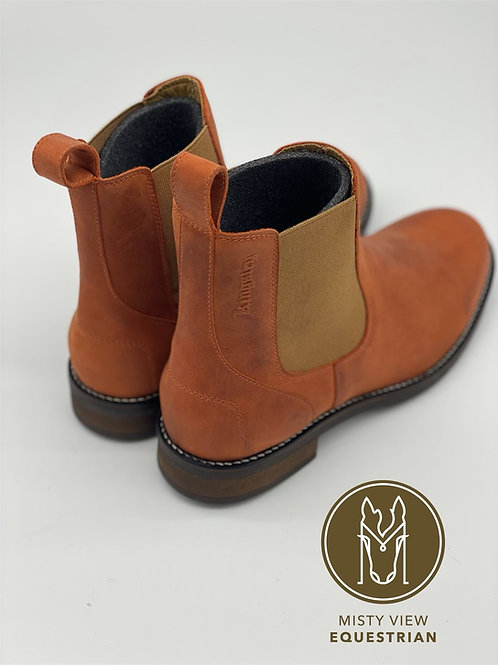 Amsterdam Short Boots, size 40
