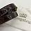 Thumbnail:  Bordeaux Croc Bril Kingsley Spur Straps