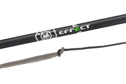 Fleck Effect Dressage Whip
