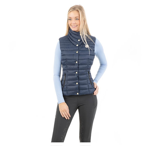 Anky Stepped Vest