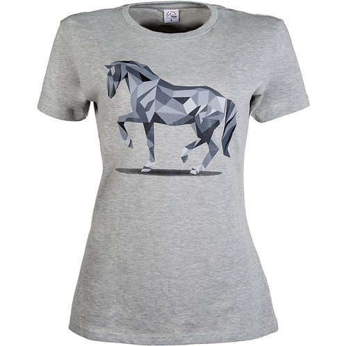 T-Shirt--Graphical Horse--HKM