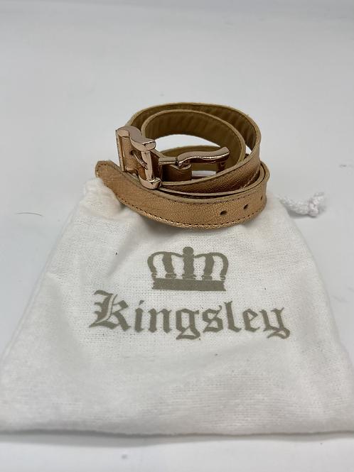 Rose Gold Kingsley Spur Straps