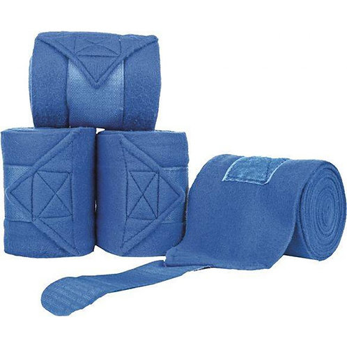 HKM Polar Fleece Bandages (4 Colors)