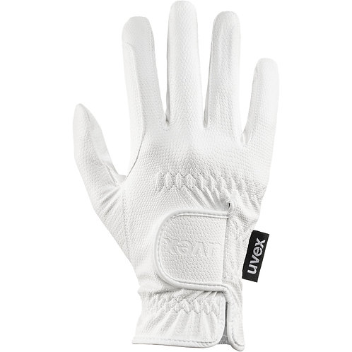 Uvex Sportstyle Gloves (black and white)