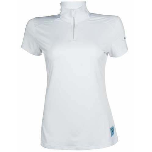 HKM Competition Shirt--Active (white)