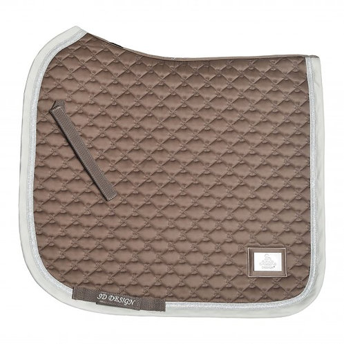 "Nougatmousse--SD Design ""Be Tempted"" Dressage Pad"