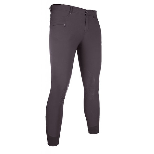 HKM Men's Knee Patch Breeches--San Lorenzo