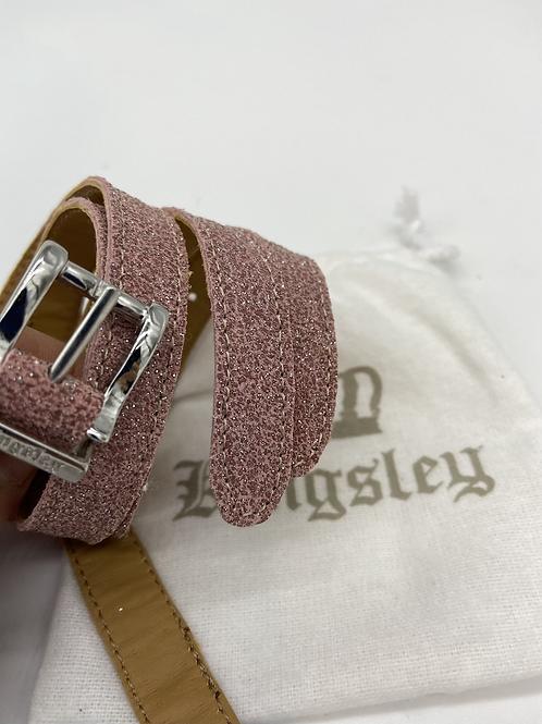 Stardust Pink Kingsley Spur Straps