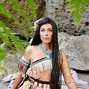 Pocahontas Prinzessin Indianer buchen