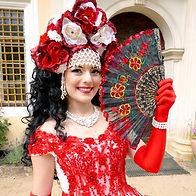 Mexikanische Prinzessin buchen
