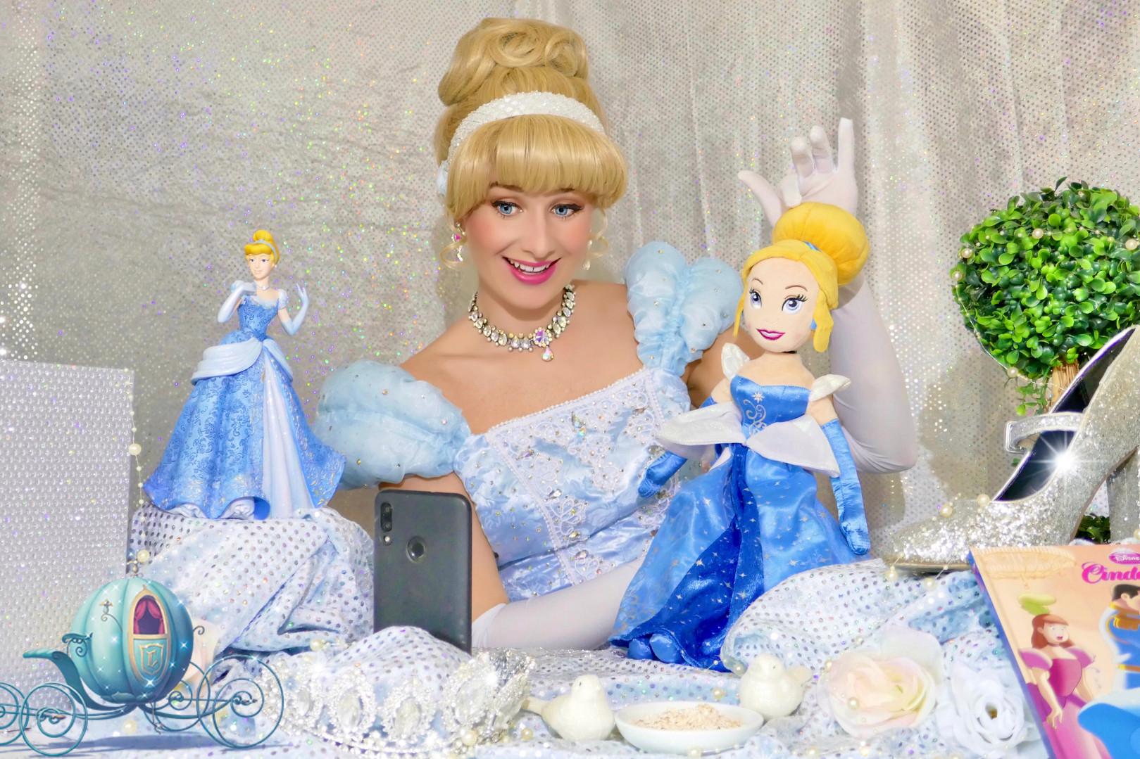 Prinzessin Aschenputtel