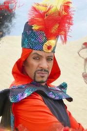 Aladdin und die Wunderlampe für Kindergeburtstag buchen