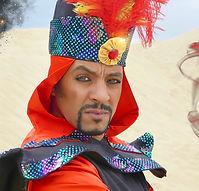 Aladdin Dschafar Animation mieten