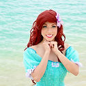 Kleine Meerjungfrau Arielle zum Gebusrtag buchen