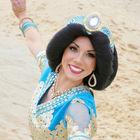 Aladdin und Jasmin zum Geburtstag buchen