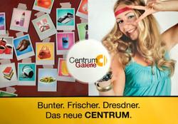 Centrum Galerie Dresden Eröffnung