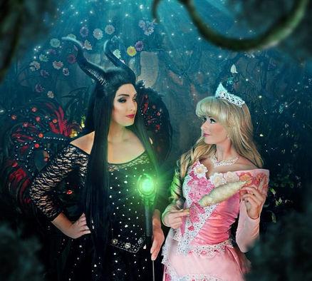 Prinzessin Dornröschen Maleficent buchen