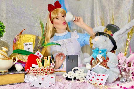 Alice aus dem Wunderland