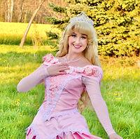 Prinzessin Dornröschen buchen