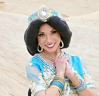 Prinzessin Jasmin buchen