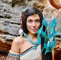 prinzessin Indianer Pocahontas buchen