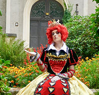 Herzkönigin aus dem Wunderland buchen