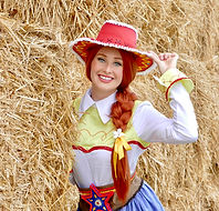 Jessy Toy Story Charakter buchen