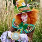 Hutmacher Alice im Wunderland buchen
