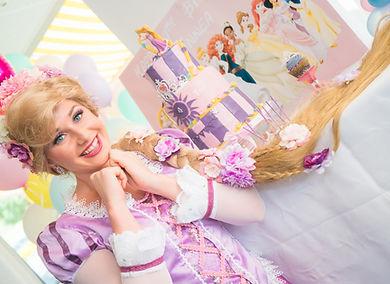 Prinzessinnen für Kindergeburtstage buchen