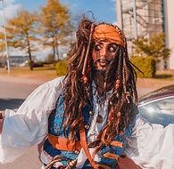 Pirat Jack Sparrow buchen