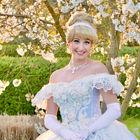 Prinzessin Cinderella Aschenputtel zum Kindergeburtstag buchen