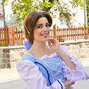 Prinzessin Belle Bella zum Kindergeburtstag buchen