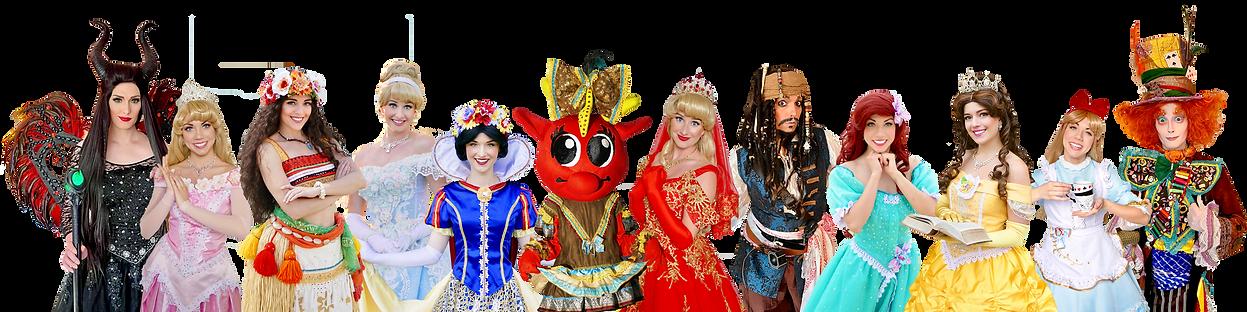Prinzessin buchen - MärchenhafterBesuch