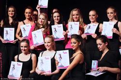 Mit zahlreichen Choreografien und als selbst mitwirkende Tänzerin, erreichte das Team viele Siege de